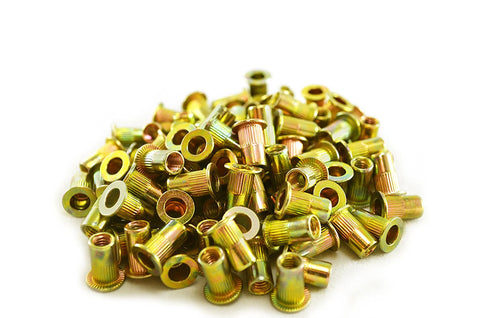 Rivet Nuts - pack of 100