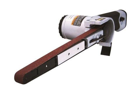 "Air Belt Sander (1/2"" x 18"") with Belts"