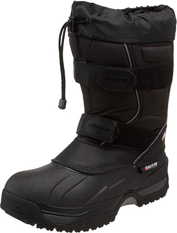 Men's Eiger Snow Boot,Black,10 M US