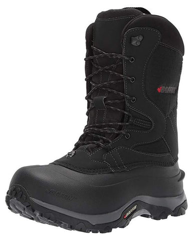 Baffin Mens Summit Men Snow Boot Black 7 US