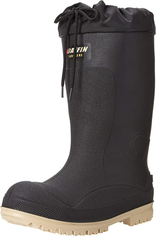 Men's Titan STP Canadian Made Industrial Work Boot,Black/Amber,9 M US