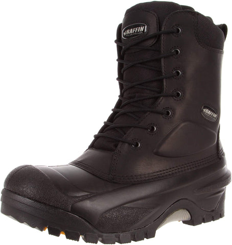 Men's Workhorse STP Work Boot,Black,8 M US