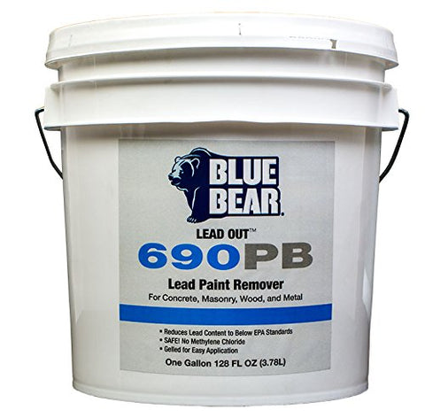 690PB Lead Out Paint Remover - 1 Gallon