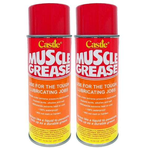 Muscle Grease, 2-Pack