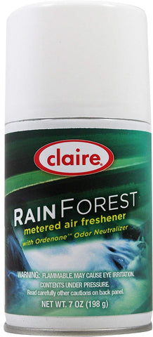 Rain Forest Air Freshener, 12-Pack