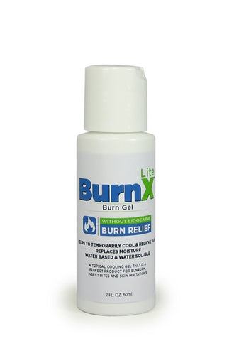 Burn X Lite Cooling Gel