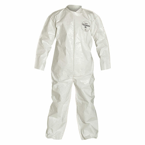 Disposable Wrist Bootie Hood Coverall Suit