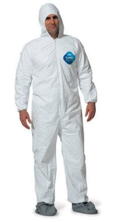 Disposable Elastic Coverall Suit