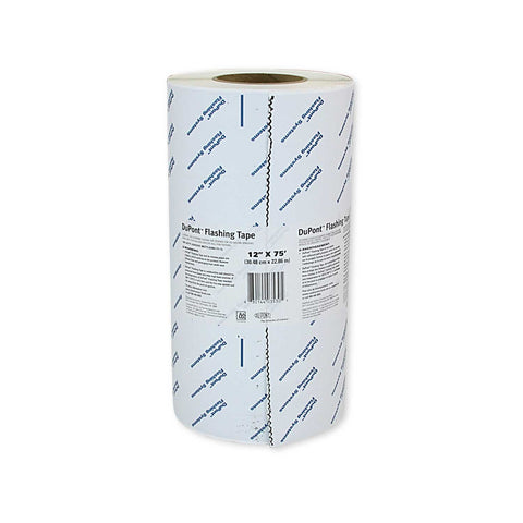 "Tyvek Flashing Tape 12"" x 75' - 1 Roll"