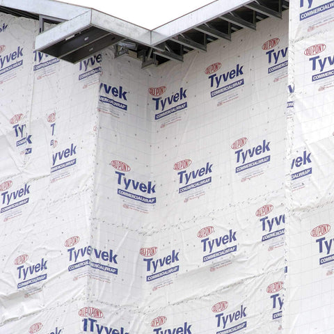 Tyvek CommercialWrap Home Wrap - 5' x 200' Roll