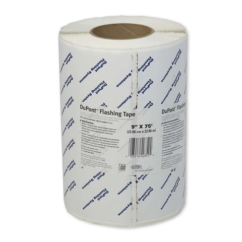 "Tyvek Flashing Tape - 9"" x 75' - 1 Roll"