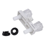 Shower Valve Kit - White Shower Valve and Trim Kit Shower Mixer