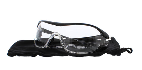 Safety Wraparound Glasses