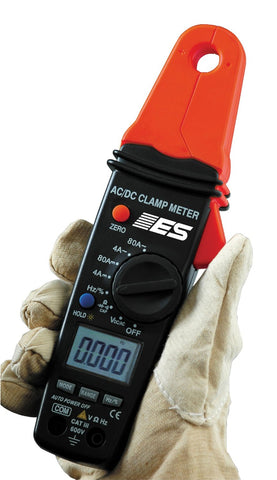 80 Amps DC/AC Low Current Probe/DMM