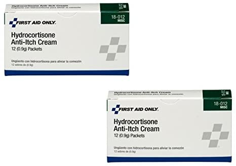 18-012 Hydrocortisone Cream, 12/box