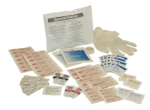 First Aid Essentials Triage Pack
