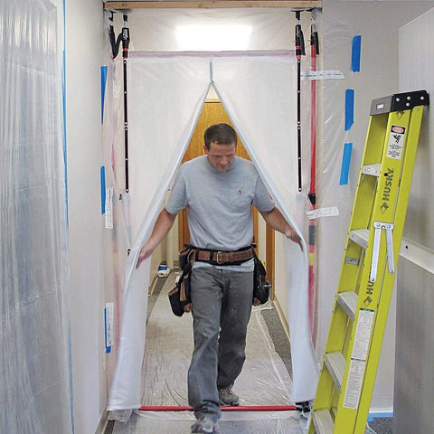 3rd Hand HD Magentic Dust Door