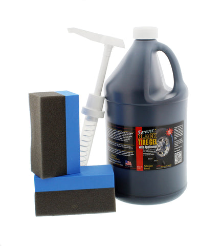 Tire Gel & Applicator