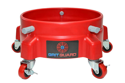 Original Bucket Dolly - Red