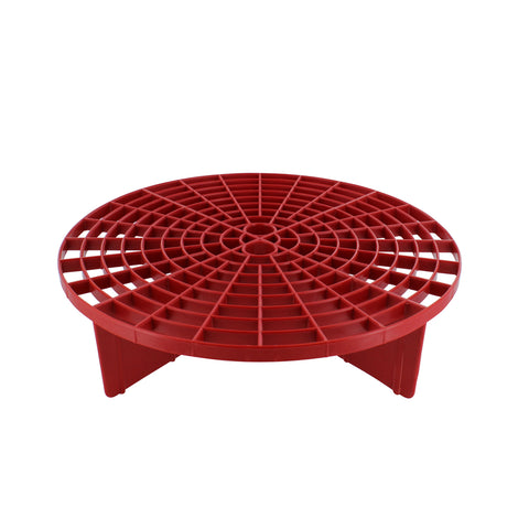 Insert (Red) - Fits 12 inch Diameter Bucket with RED Washboard