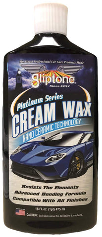 Gliptone Platinum Series Cream Wax (16 oz.)