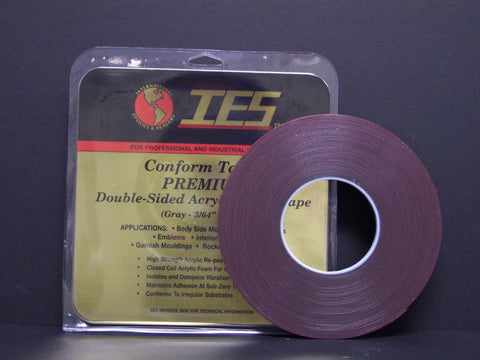 1/2 Inch x 54 Feet Foam Tape