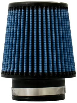"X-1017-BB 3"" AMSOIL Ea Nano-Fiber Black and Blue Air Filter"