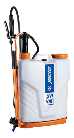 XP416 Backpack Sprayer, Professional UV Resistant Pump, Translucent White