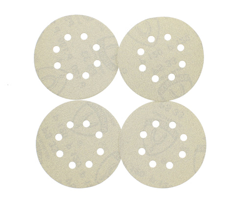 Hook and Loop 8 Hole Sanding Disc