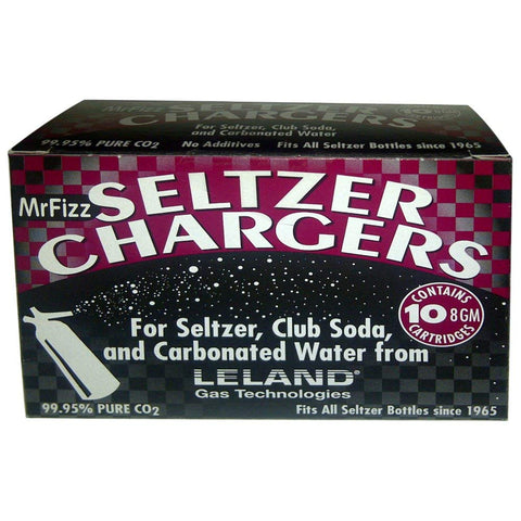 8g CO2 Soda Siphon Seltzer Charges - 300 Count