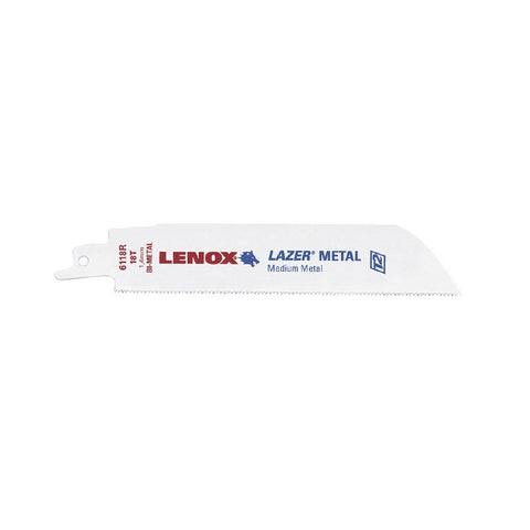 Lazer Heavy Duty Metal Cutting Blade