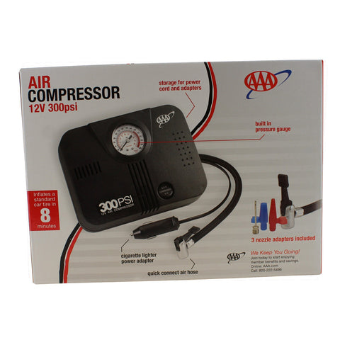 Travel Air Compressor