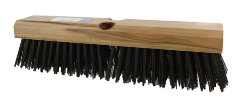 Magnolia Brush 412-S Heavy Duty Carbon Steel Wire Deck Brush - Autobodynow.com