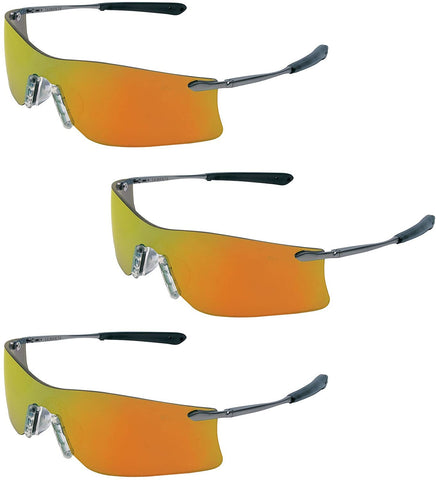 (3 Pair) Fire Mirror Lens Rubicon T411R