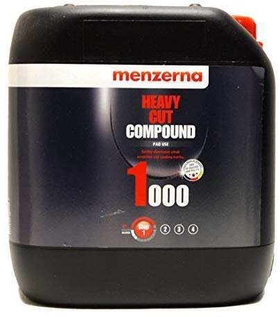 HCC1000G Heavy Cut Compound (Old PG1000 & POS34AG) Gallon Bottle