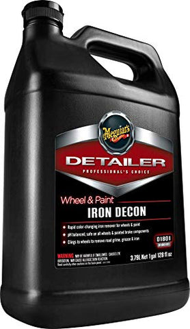 Wheel and Paint Iron Decon - 1 Gallon Jug