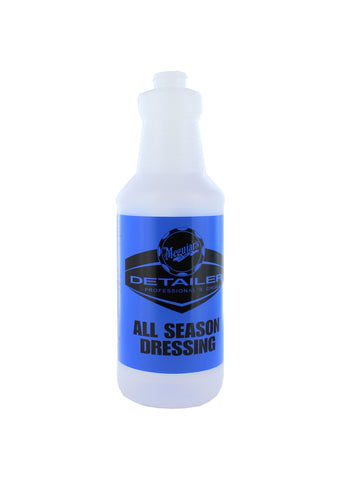 All Season Dressing Bottle