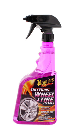 Hot Rims Wheel & Tire Cleaner