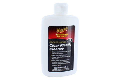 Mirror Glaze Plastic Cleaner