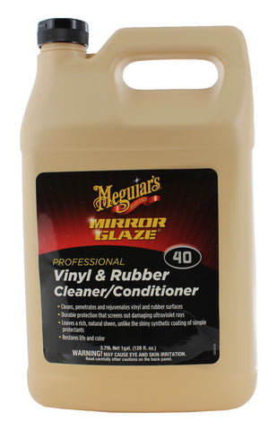 Vinyl and Rubber Cleaner/Conditioner