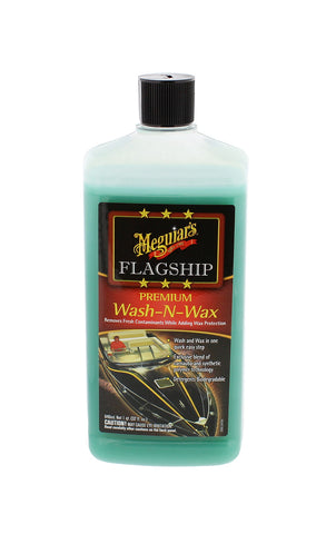 Marine Flagship Wash N Wax