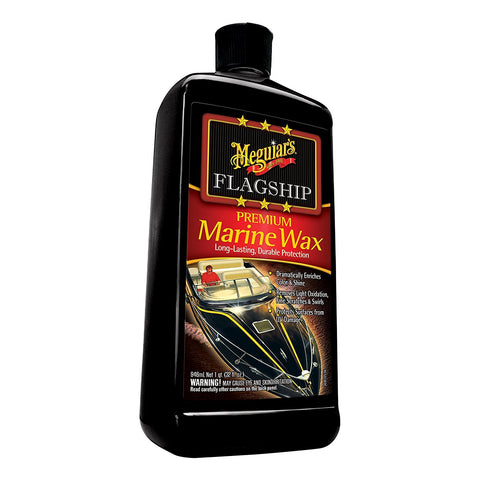 M6332  Flagship Premium Marine Wax, 32 oz. (2 Pack)
