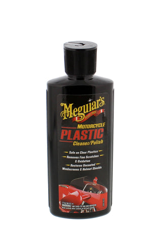 Plastic Cleaner / Polish