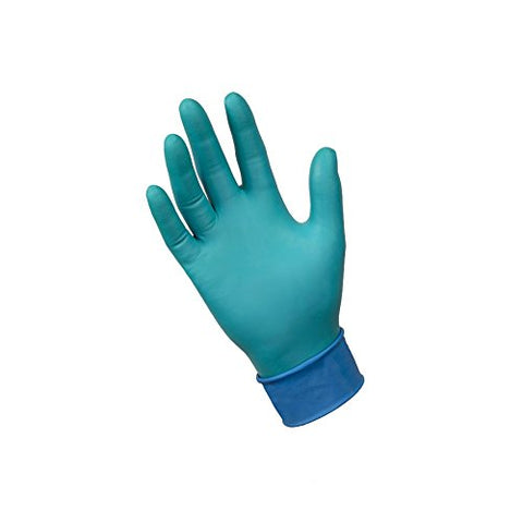 93260100 93-260 7.8 Mil Disposable Neoprene and Nitrile Blend Gloves