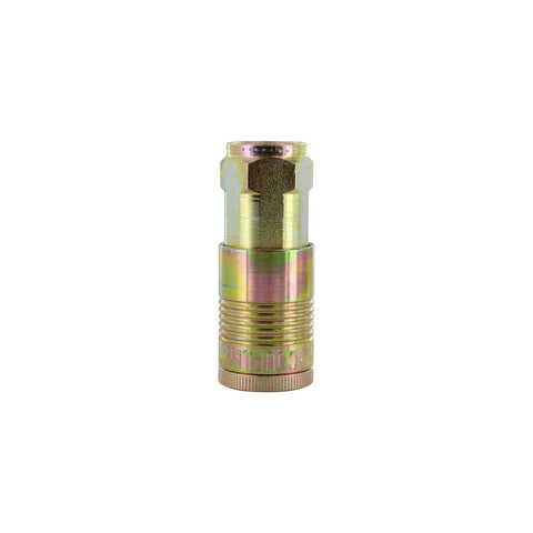 G Style 1/2 Inch FPT Air Coupler Body