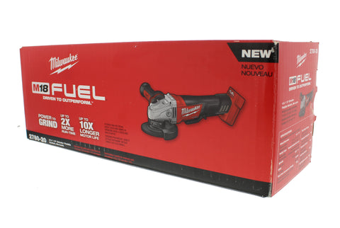 Fuel Grinder, Paddle Switch No-Lock (Bare Tool)