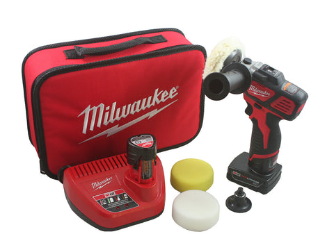 Variable Speed Polisher/Sander Kit