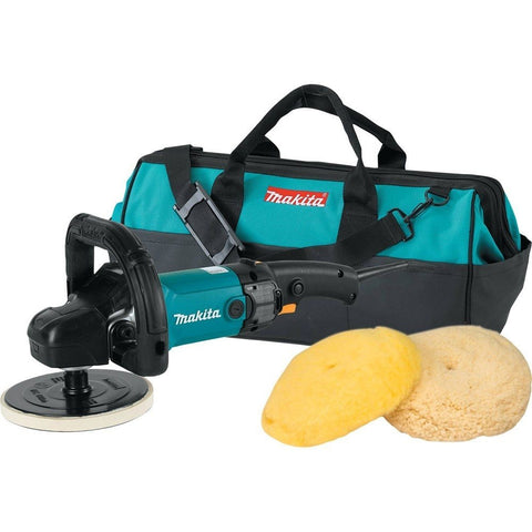 7-Inch Variable Speed Polisher-Sander with Polishing Kit