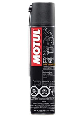 M/C Care Off-Road Chain Lube, 9.3oz