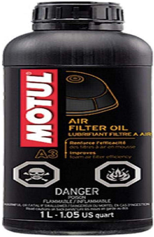 M/C Care Air Filter Oil Liter 1-Liter